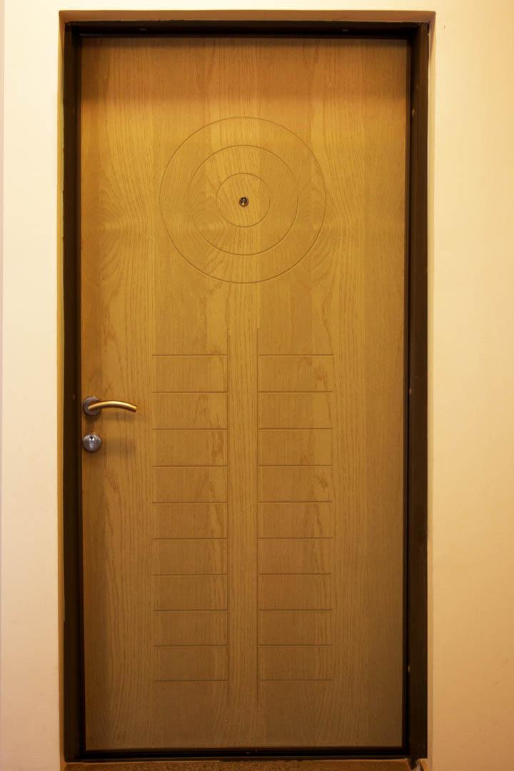 Sigurnosna Vrata Medijapan 4mm 01
